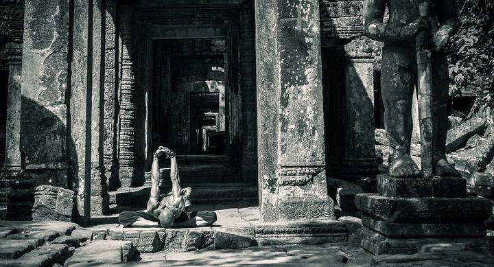 Yoga Meditation 3 - OtaPhotoTours