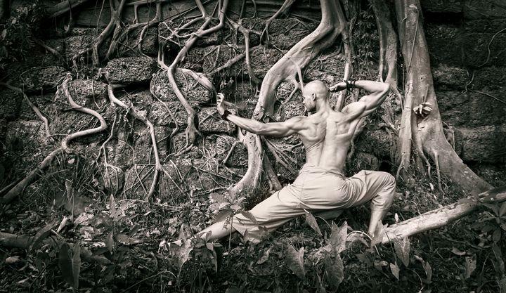 Yoga Meditation 2 - OtaPhotoTours
