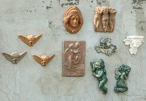 Bas-relief sculpture 2012