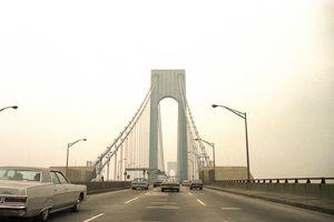 Verrazzano Bridge 1984