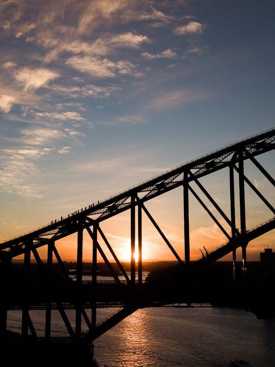 Harbour bridge - JohannesWittig