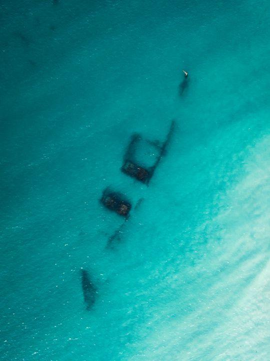 Shipwreck - JohannesWittig