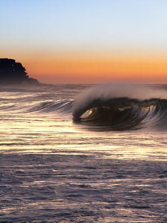 Sunrise Wave - JohannesWittig