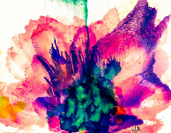 Creative Brain Dump - HLM- Artist & Crafter