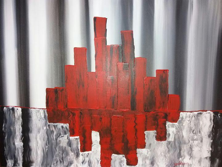 Red City - virginie