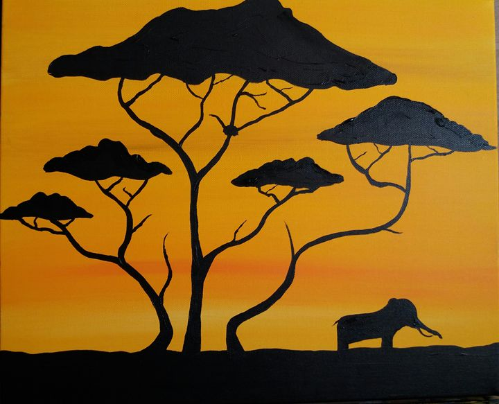 Afrique - virginie