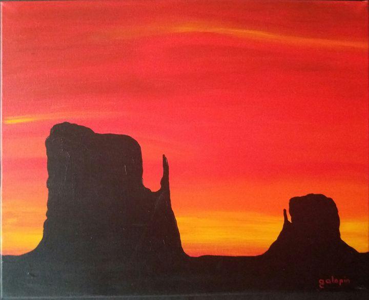 Monument Valley - virginie