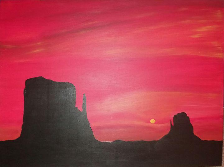 Monument Valley 2 - virginie