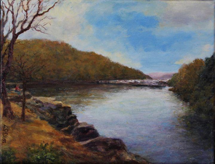 Lake Lure - L Stephen Allen
