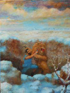 Benaiah of David's Mighty