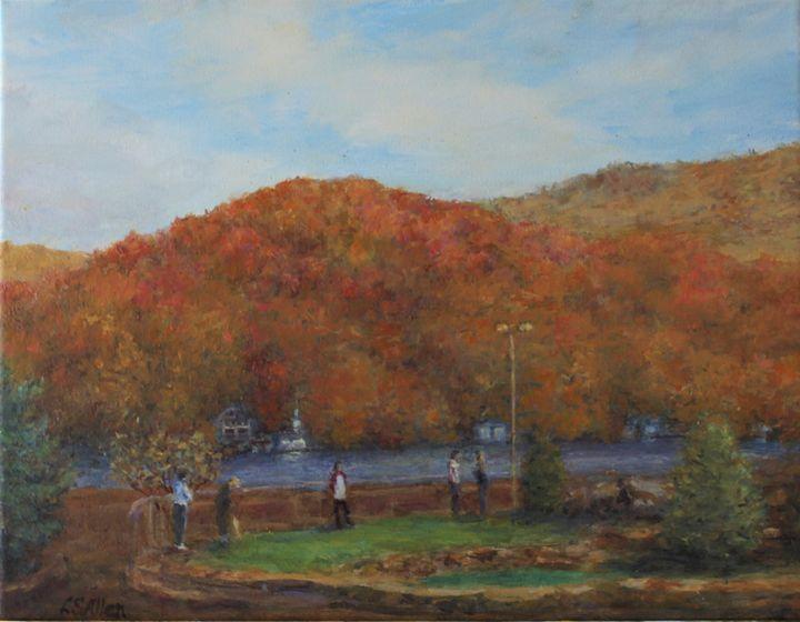 Mountains Holiday - L Stephen Allen