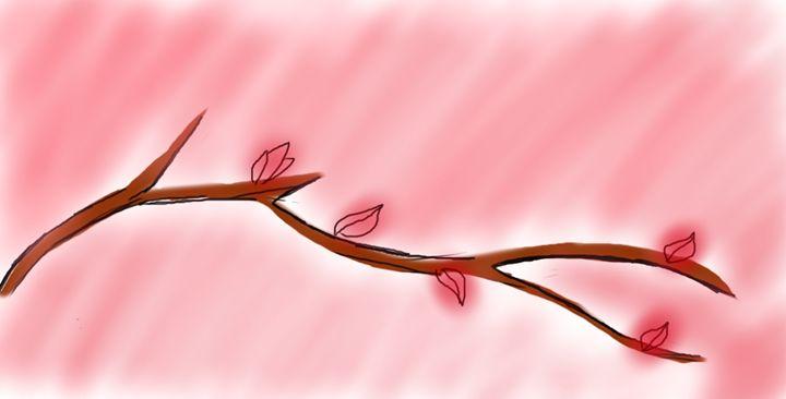 Lonely Branch - Tim's Art