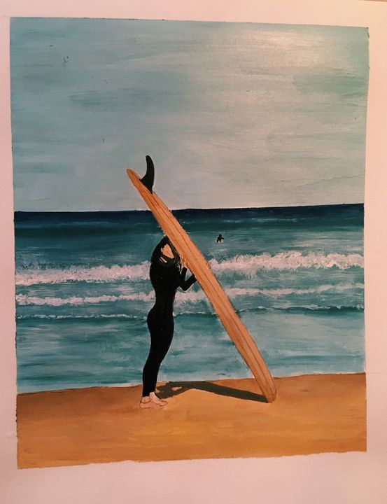 Processed with VSCO with c1 preset - Sina Luxor , surf art