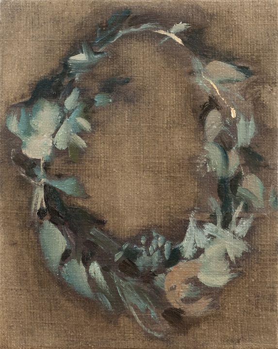 Turquoise Garland - Julia Stania
