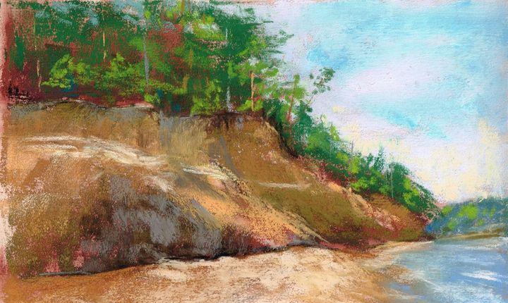 Calvert Cliffs - Jessica Vollman