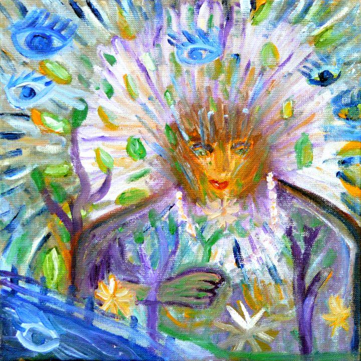 Delirum & Consciousness - Mamoune The Artist