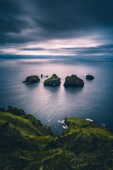 Remote Islands in Iceland - Erik Chistov