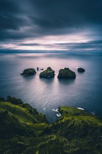 Remote Islands in Iceland