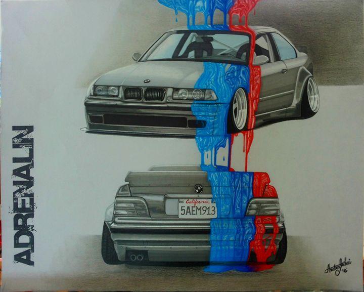 BMW E36 ADRENALIN - AEM Design