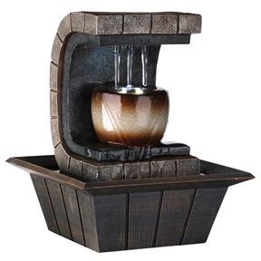Indoor Table Fountain - TimsArtShop