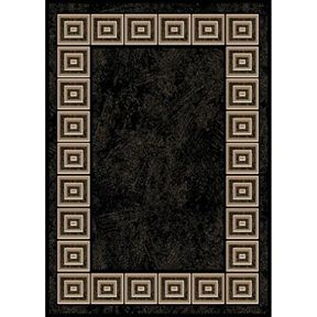 Square Design Area Rug - TimsArtShop