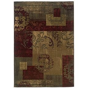 Geometric Stylish Area Rug