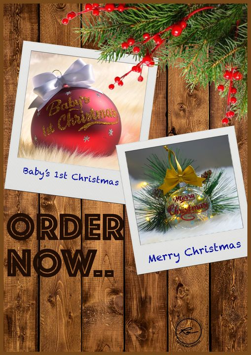 Christmas Bauble - RangJung Artistry