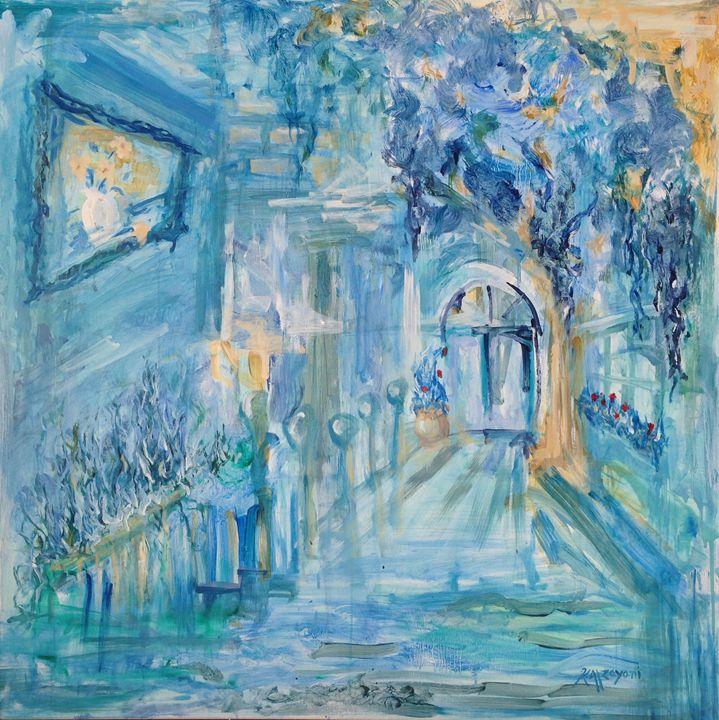 Passage - Artist Khalid Alzayani