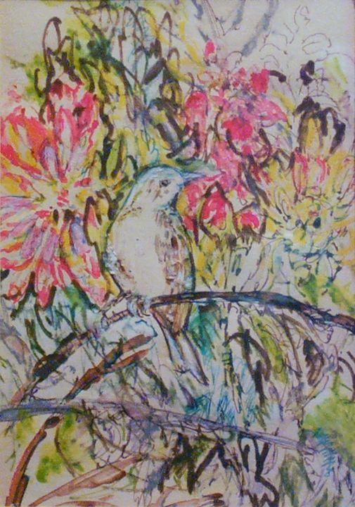 Bird - Evelyn Bell Vodicka