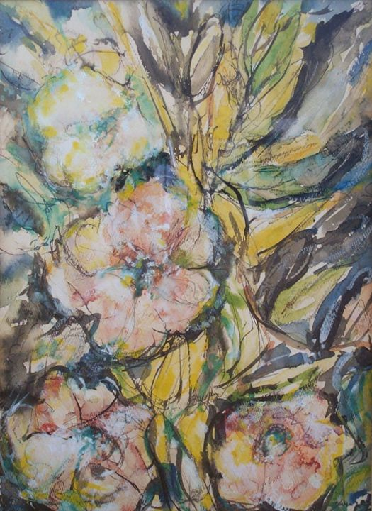 Flowers - Evelyn Bell Vodicka