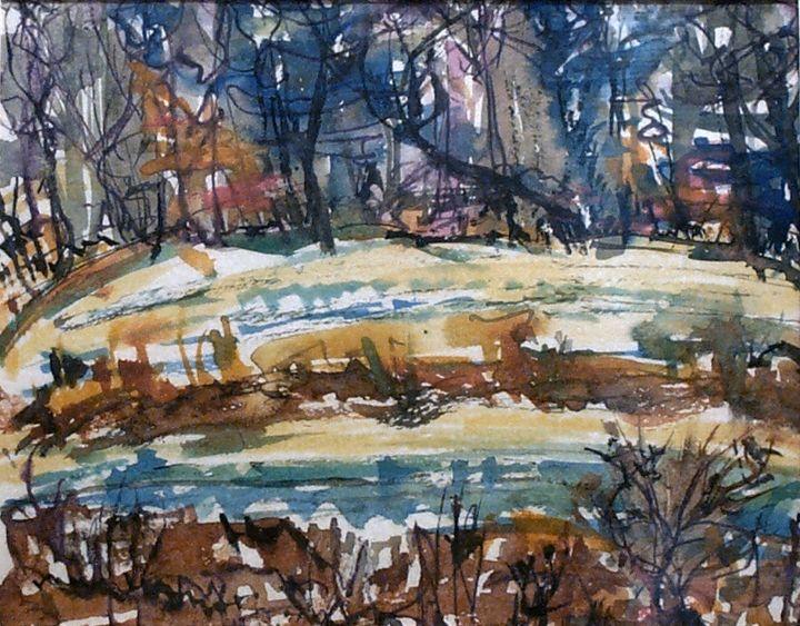 Landscape - Evelyn Bell Vodicka