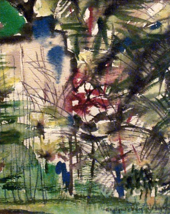 Abstract Nature - Evelyn Bell Vodicka