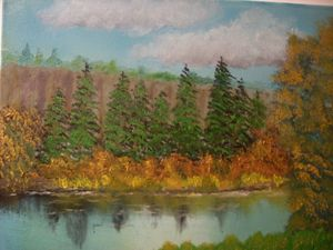 Treeline River