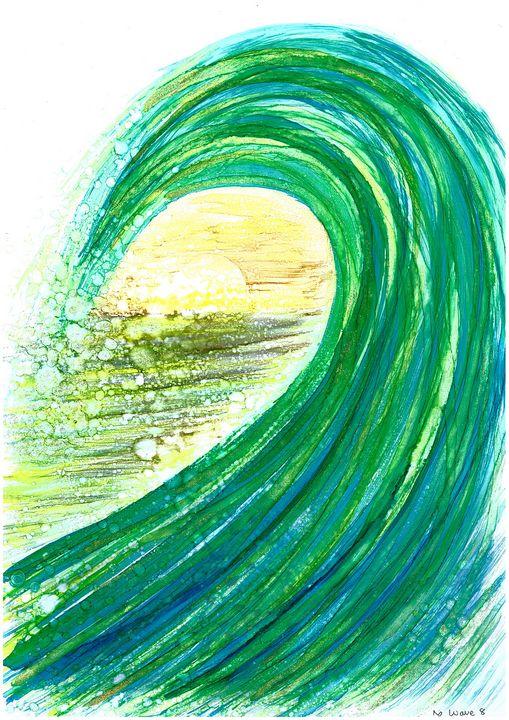 Green wave - Nicoletdriver