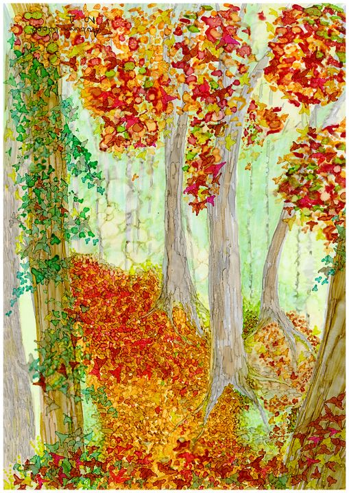 Autumn walk - Nicoletdriver