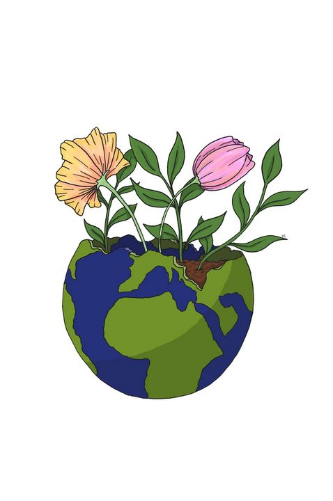Mother Earth - Izzy