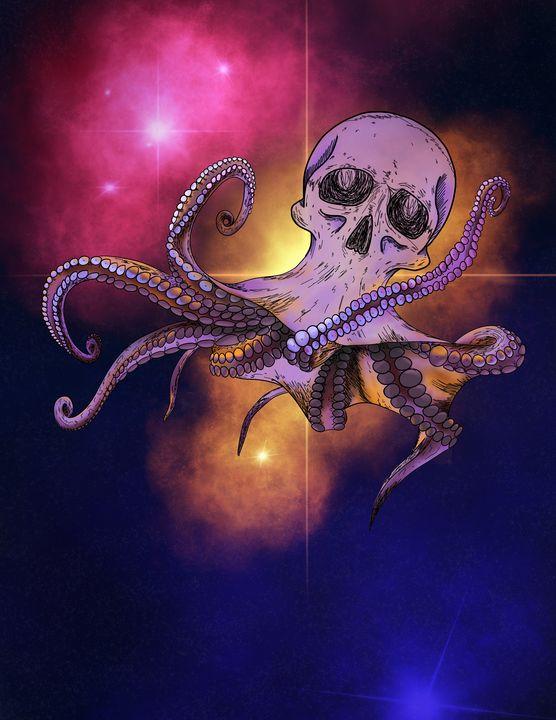 Space Octopus - Izzy
