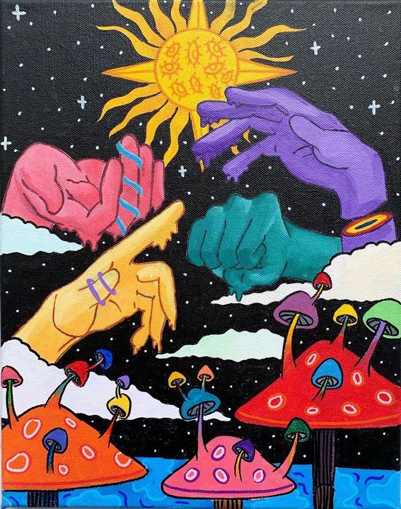 Lend a Hand - Izzy