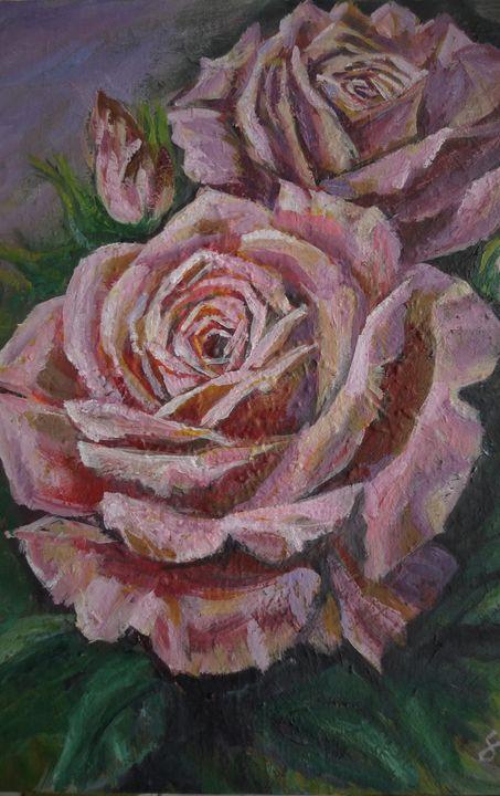summer rose - Suk Sun