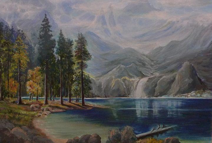 Lake Tahoe - Suk Sun