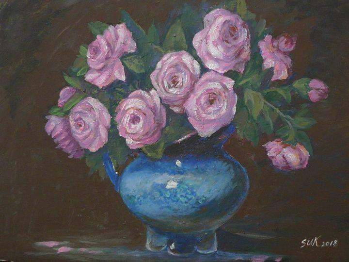 Pink Rose - Suk Sun