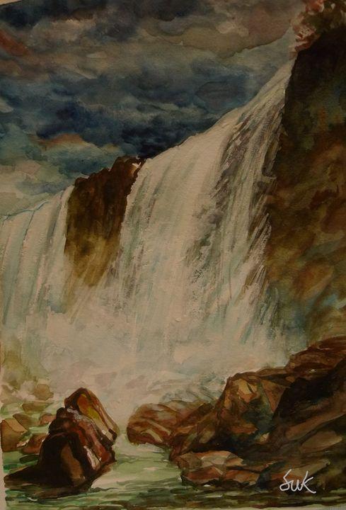 niagara waterfall - Suk Sun