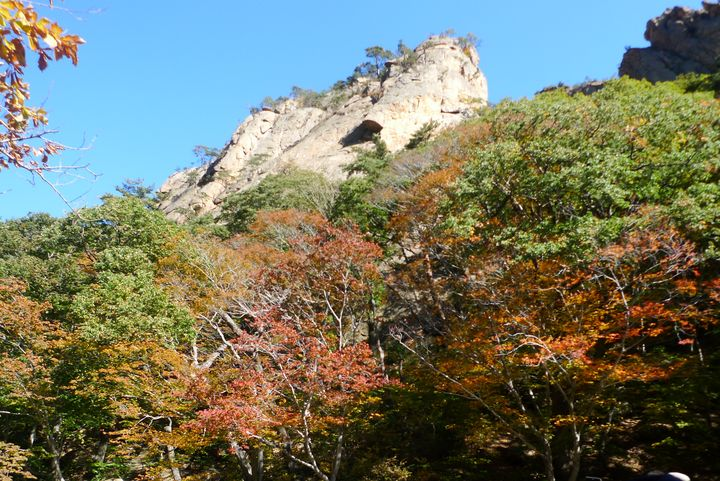 fall mountain, south of korea - Suk Sun