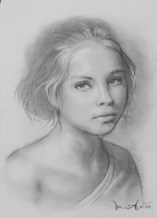 Girl - Marian Anton