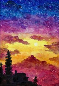 Celestial Surroundings