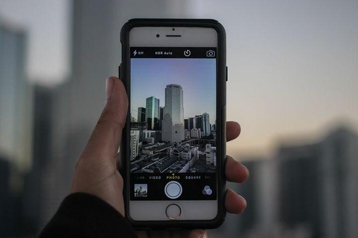 Through the Iphone - Suicidal.shotz