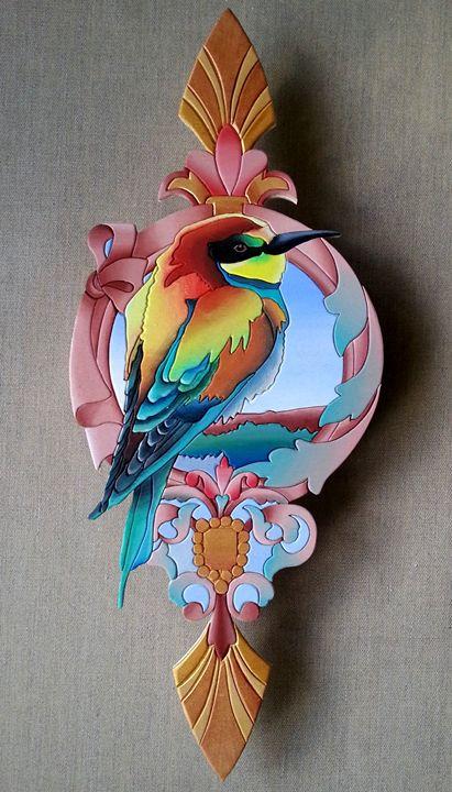 Bird - Peter Nagy