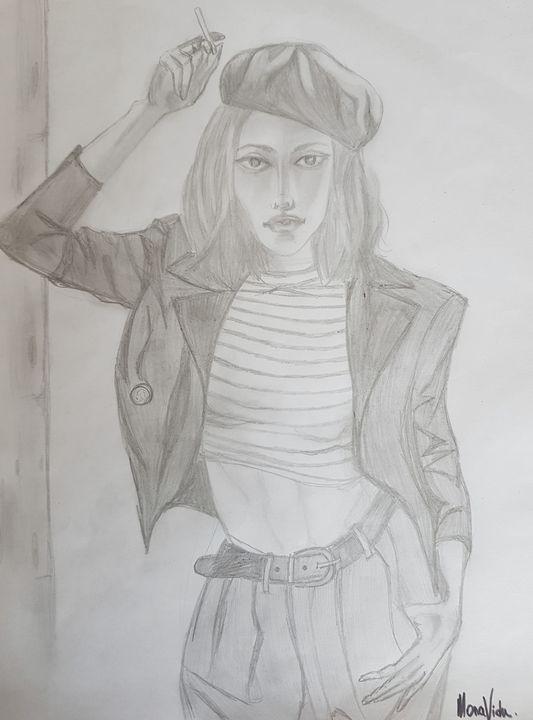 Vagabond - Drawings