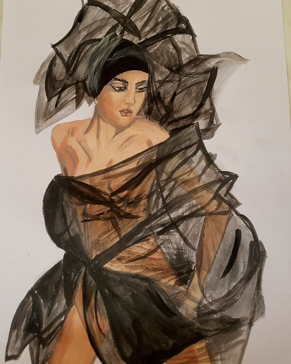 Paper painting - Drawings