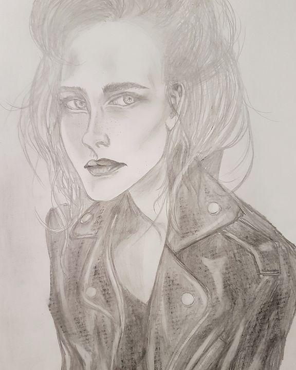 Thinking - Drawings